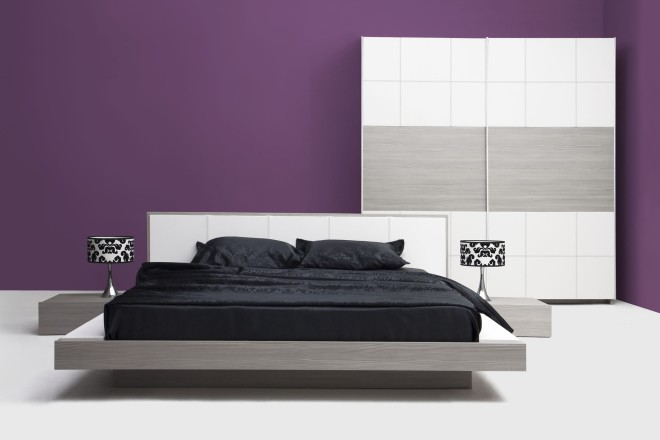 Спален комплект Кубина мебели Ергодизайн