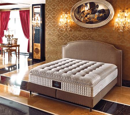 """Тапицирани спални Serta / Тапицирано легло  """"Baroque"""""""