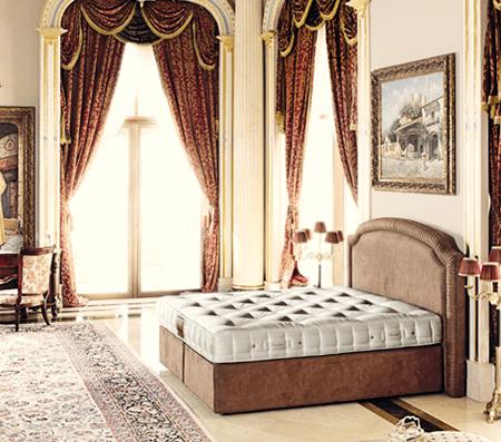 "Тапицирани спални Serta / Тапицирано легло ""Clementine"""